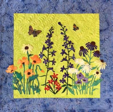 Butterfly Garden (McKenna Ryan pattern)