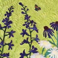 Butterfly Garden - Detail
